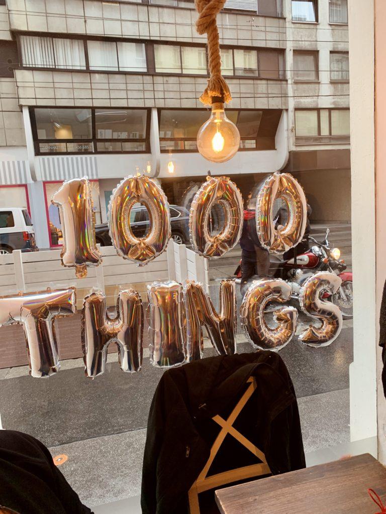 1000things Team in der Knoedelmanufaktur