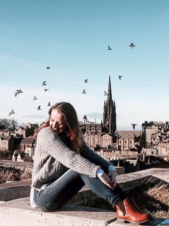 Edinburgh: Hier habe ich ein halbes Jahr lang gelebt und mich Hals über Kopf in die Stadt und das Land verliebt!