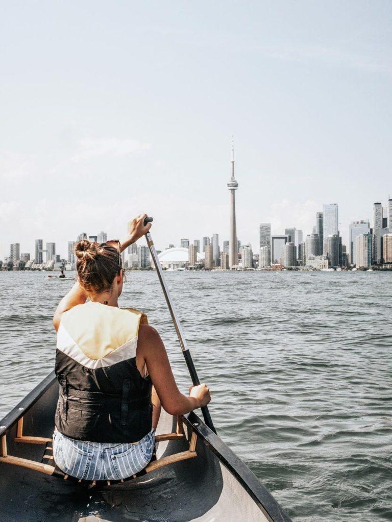Toronto: Hier lebt meine bessere Hälfte, weshalb auch regelmäßige Besuche anstehen.