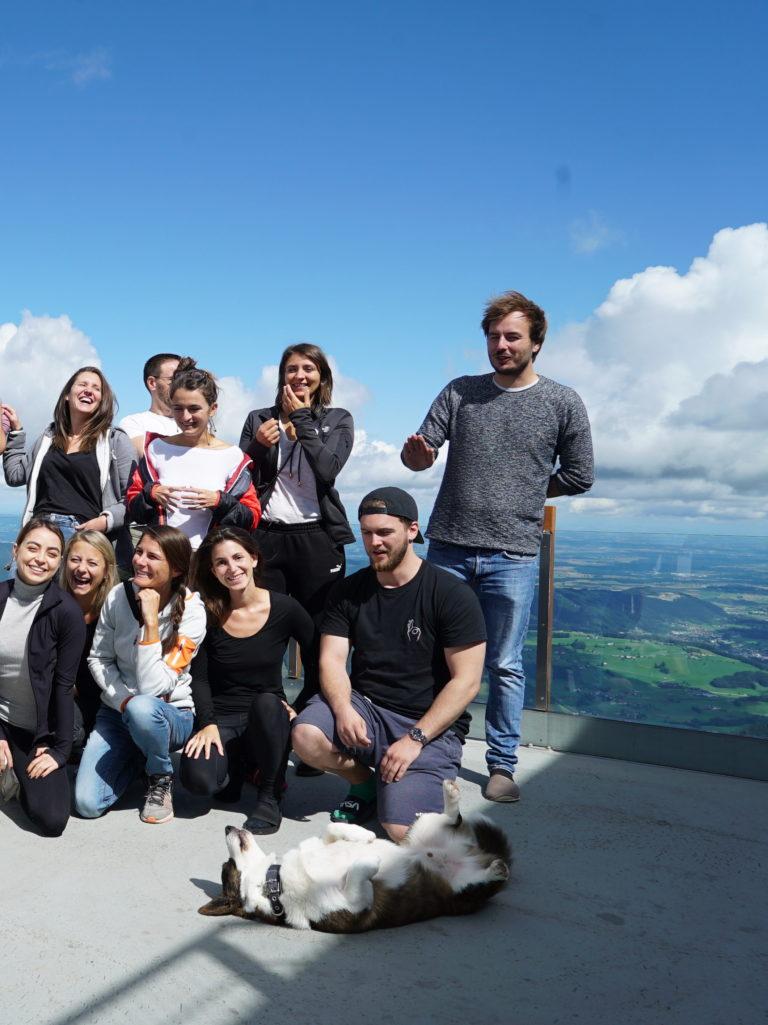 Teamtrip 2020: Feuerkogel