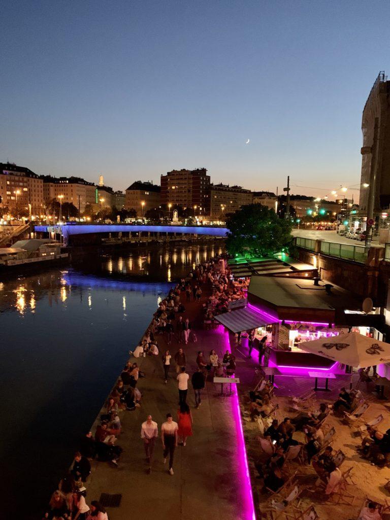 Laue Sommerabende in Wien