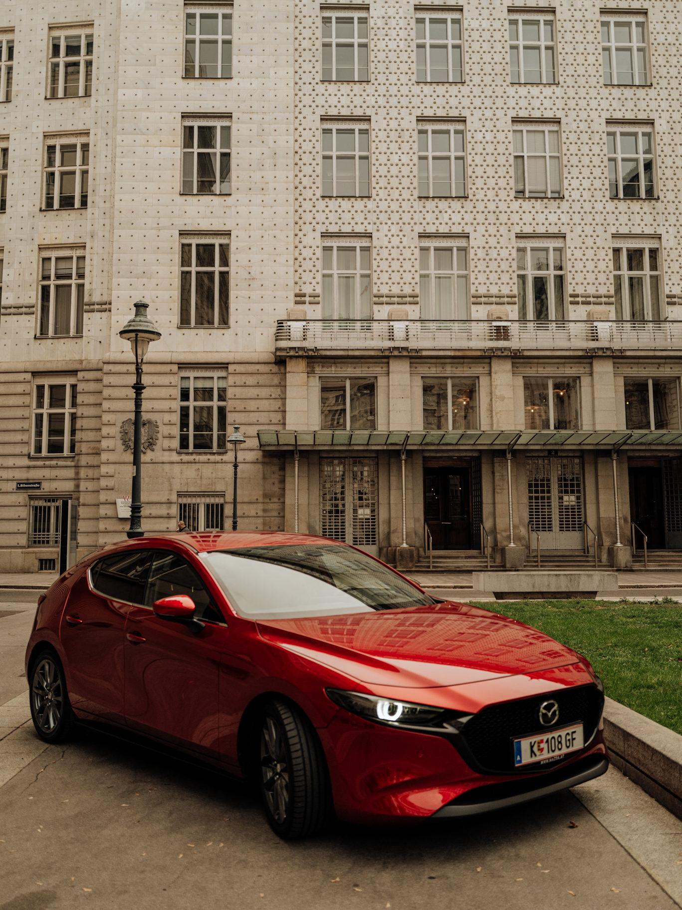 Mazda in Wien