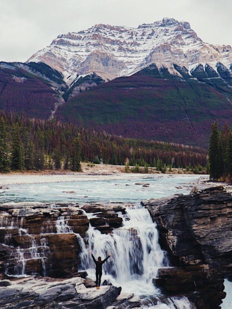 Berge, sowohl im Sommer als auch im Winter